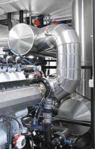 Когенерационные установки, Bio SPARK