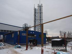 численность персонала газовых котельных